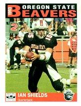 1993 Oregon State #11 Ian Shields