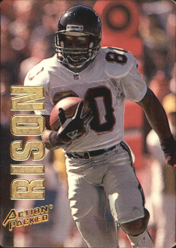 1993 Action Packed #3 Andre Rison