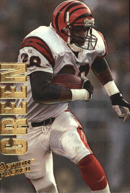 1993 Action Packed #8 Harold Green