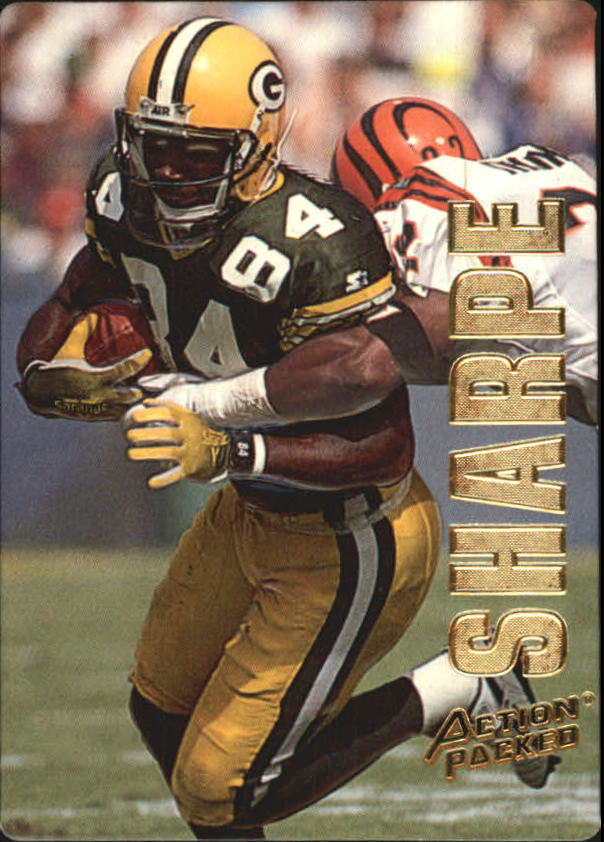 1993 Action Packed #17 Sterling Sharpe