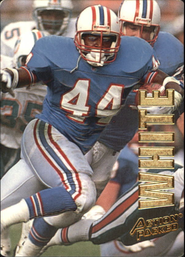 1993 Action Packed #21 Lorenzo White