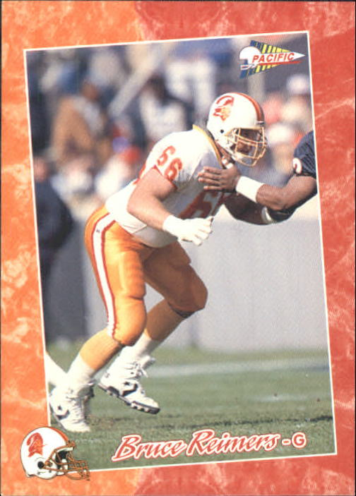 1993 Pacific #123 Bruce Reimers