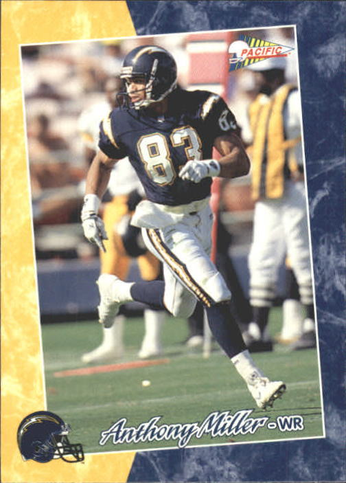 1993 Pacific #335 Anthony Miller