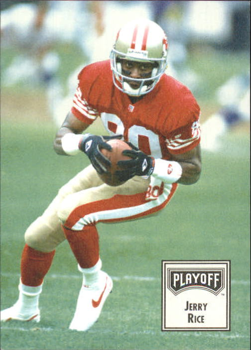 1993 Playoff Contenders #90 Jerry Rice