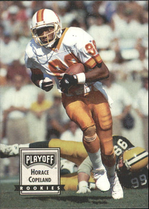 1993 Playoff Contenders #94 Horace Copeland RC
