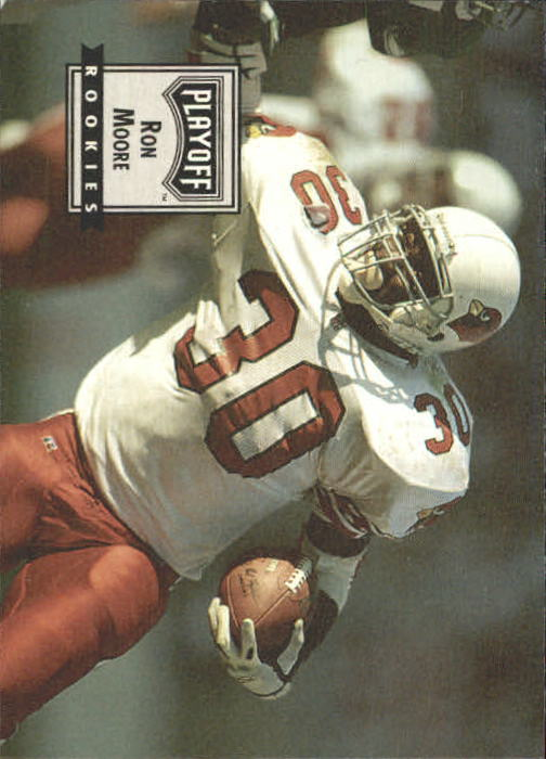 1993 Playoff Contenders #108 Ronald Moore RC