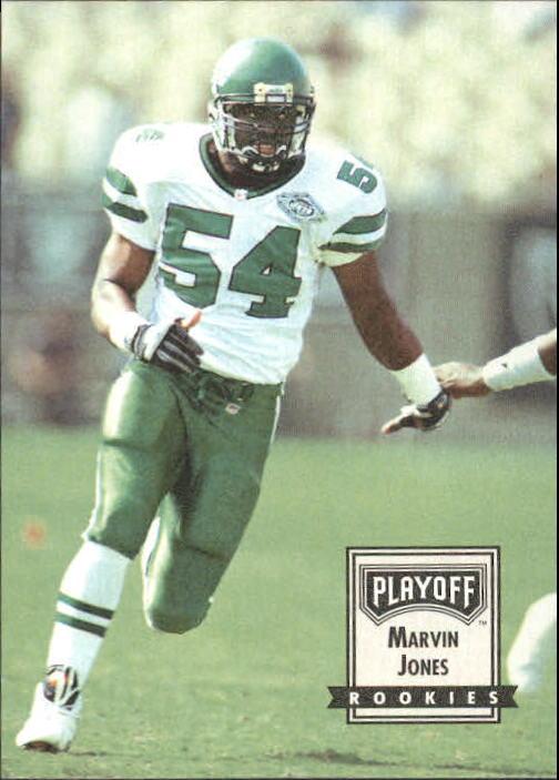 1993 Playoff Contenders #112 Marvin Jones RC