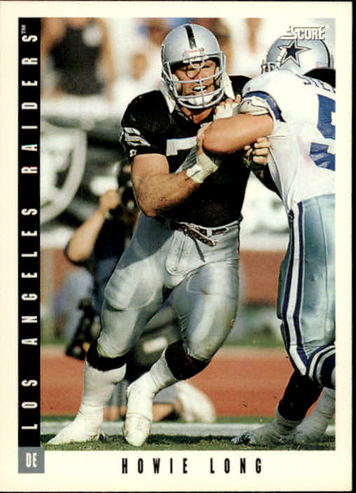 1993 Score #249 Howie Long