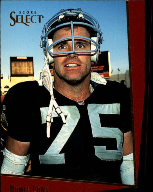 1993 Select #70 Howie Long