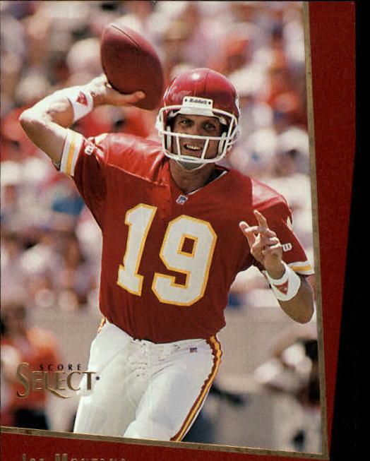 1993 Select #155 Joe Montana