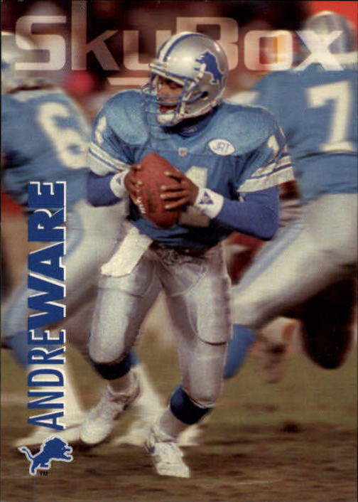 1993 SkyBox Impact #100 Andre Ware