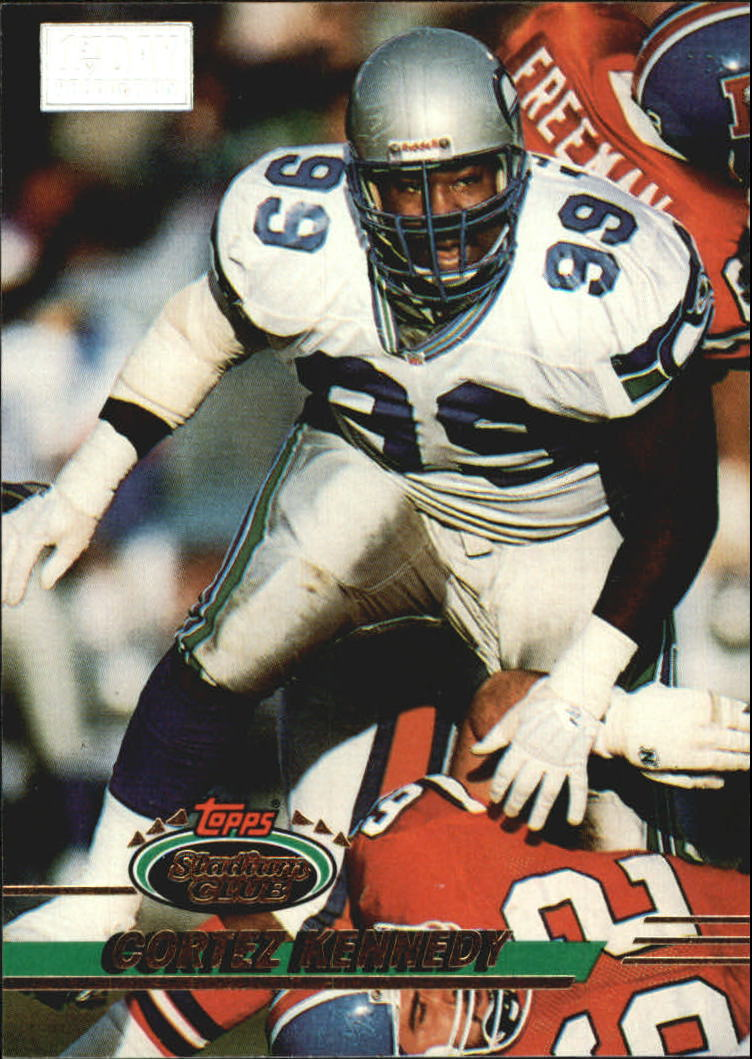 1993 Stadium Club First Day  45 Cortez Kennedy 057448821