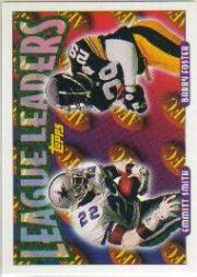1993 Topps #219 Emmitt Smith/B.Foster LL