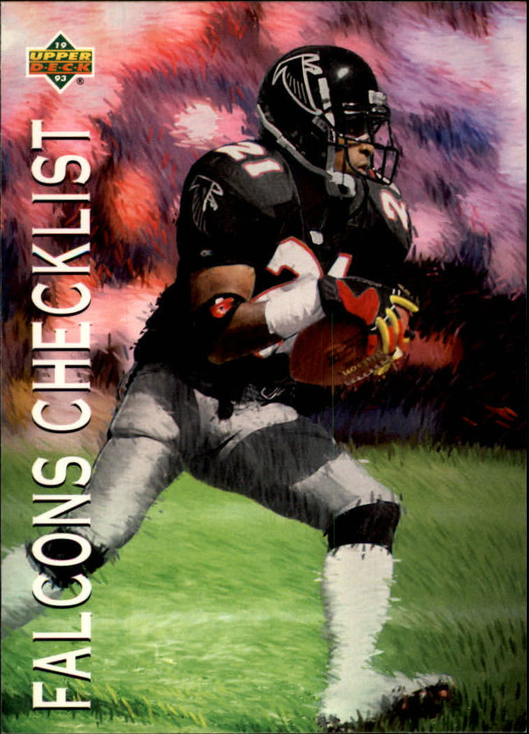 1993 Upper Deck #76 Deion Sanders TC