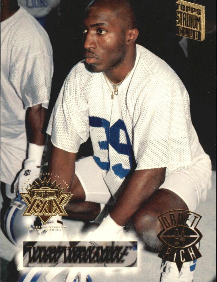 1994 Stadium Club Super Teams Super Bowl #147 Van Malone