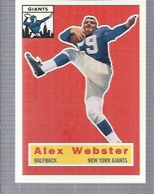 1994 Topps Archives 1956 #5 Alex Webster