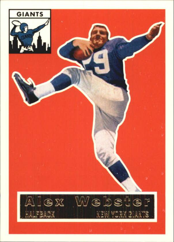 1994 Topps Archives 1956 Gold #5 Alex Webster