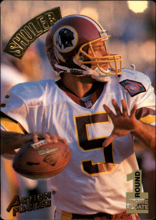 1994 Action Packed #123 Heath Shuler RC
