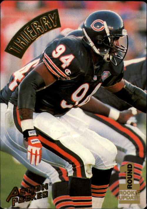 1994 Action Packed #131 John Thierry RC