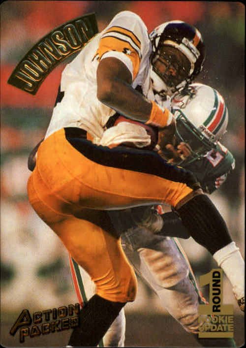 1994 Action Packed #136 Charles Johnson RC