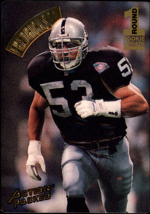 1994 Action Packed #141 Rob Fredrickson RC