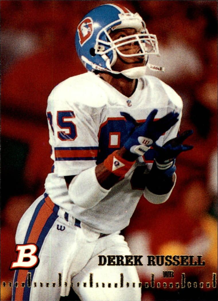 1994 Bowman #51 Derek Russell