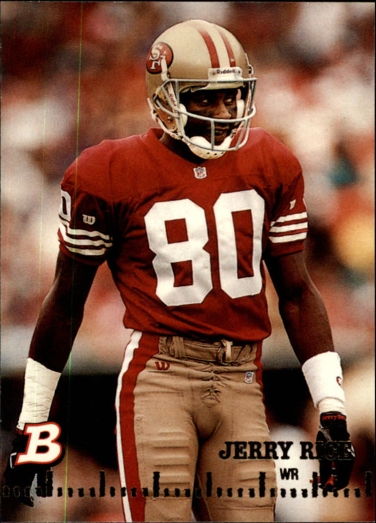 1994 Bowman #200 Jerry Rice