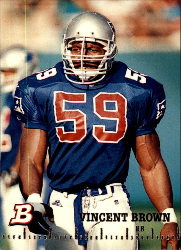 1994 Bowman #380 Vincent Brown