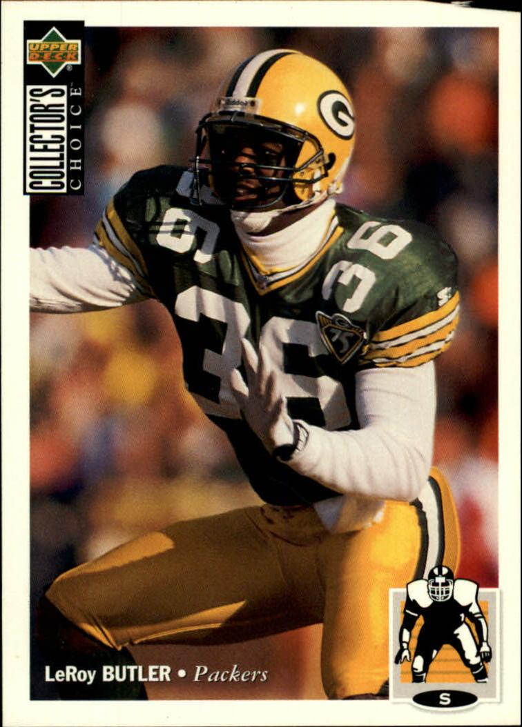 1994 Collector's Choice #295 LeRoy Butler