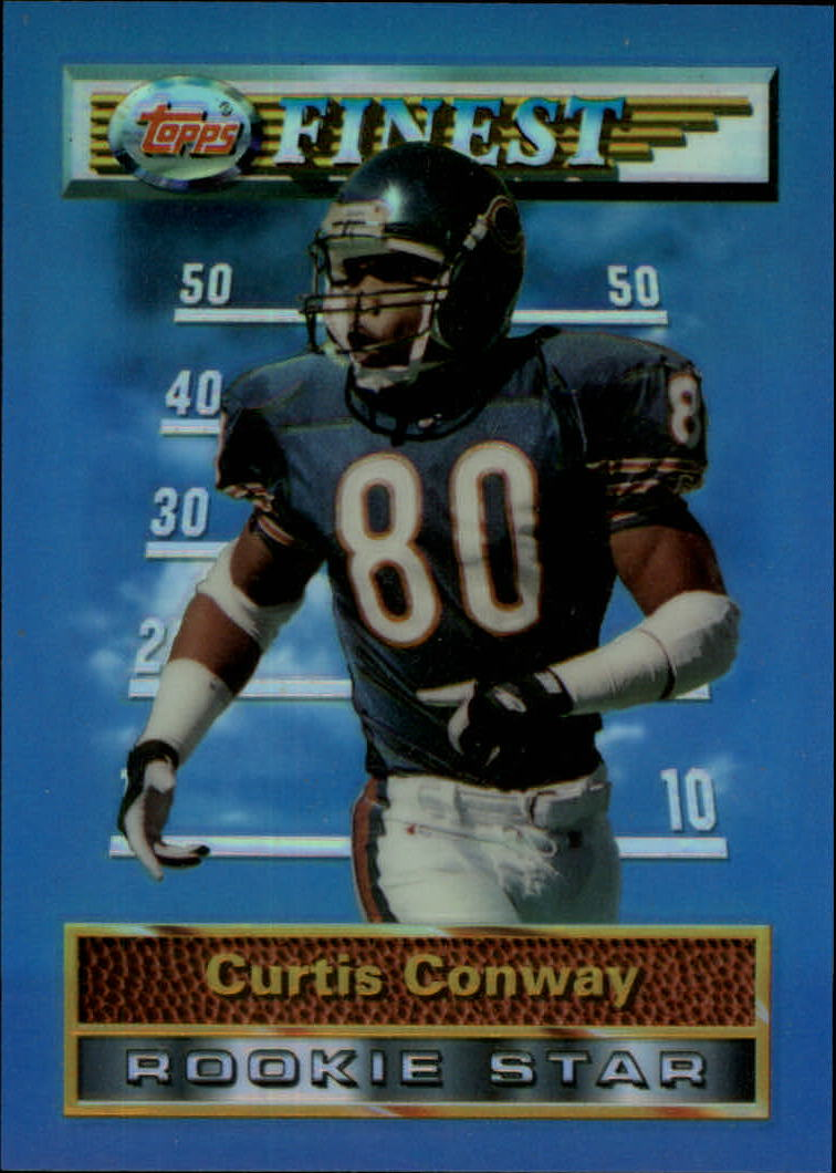 1994 Finest #130 Curtis Conway