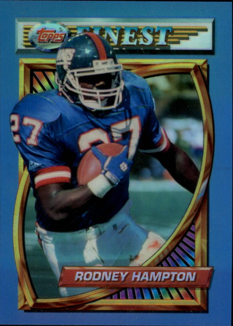 1994 Finest #214 Rodney Hampton