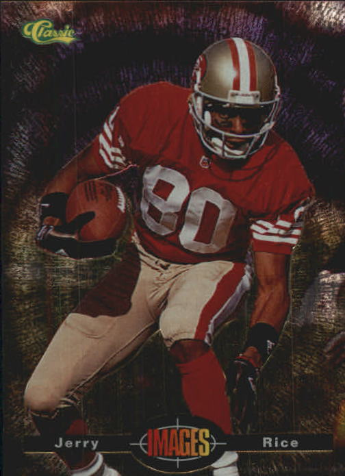 1994 Images #96 Jerry Rice