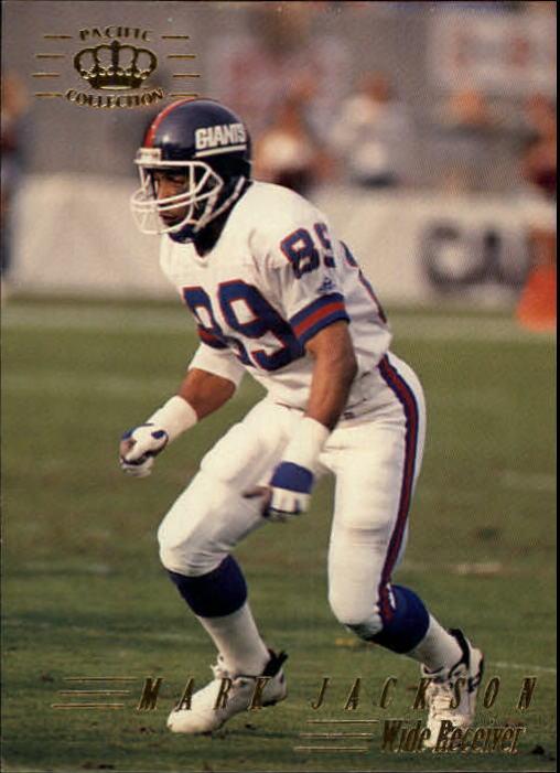 1994 Pacific #97 Mark Jackson