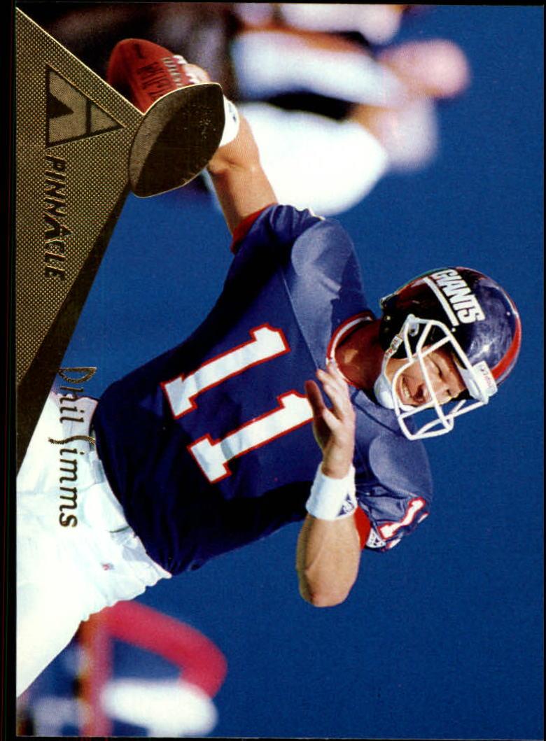 1994 Pinnacle #5 Phil Simms