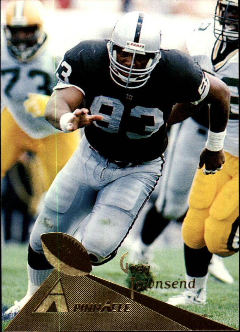 1994 Pinnacle #157 Greg Townsend