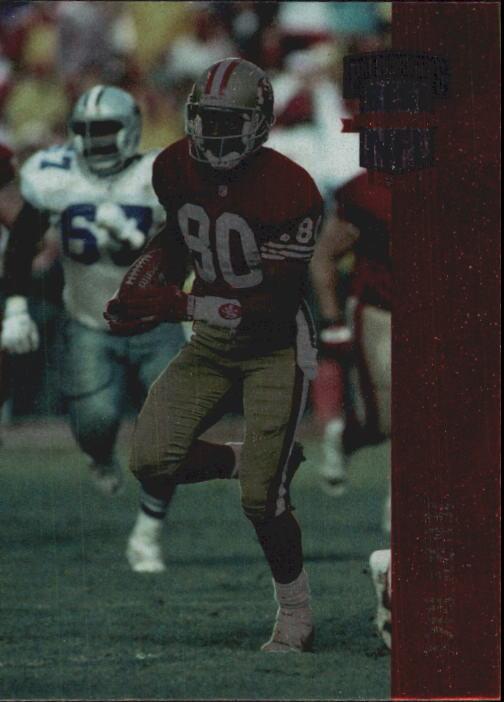 1994 Playoff #267 Jerry Rice SB