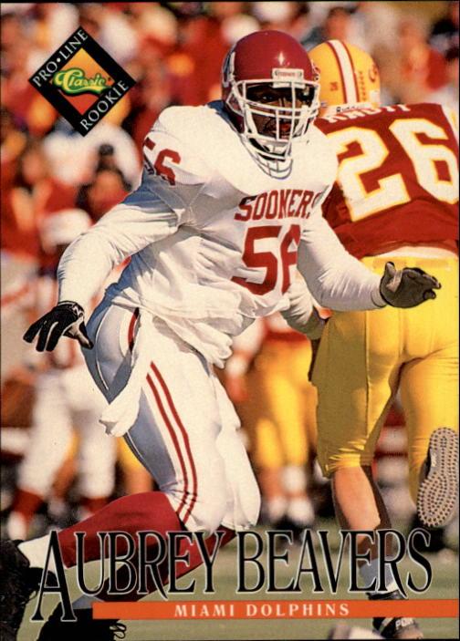 1994 Pro Line Live #372 Aubrey Beavers RC