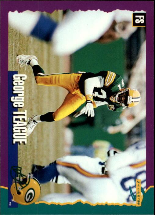 1994 Score #148 George Teague