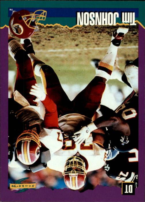 1994 Score #272 Tim Johnson