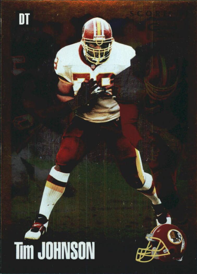 1994 Score Gold Zone #272 Tim Johnson