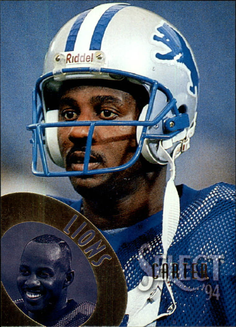 1994 Select #153 Anthony Carter