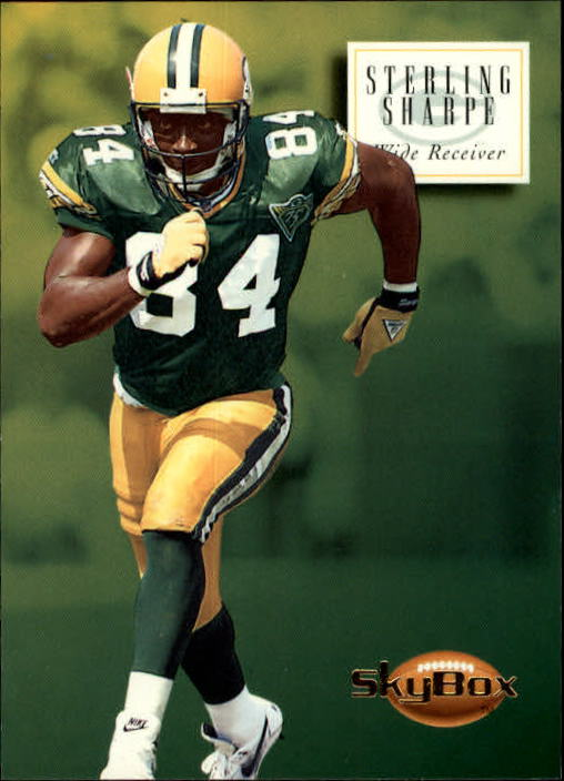 1994 SkyBox Premium #59 Sterling Sharpe