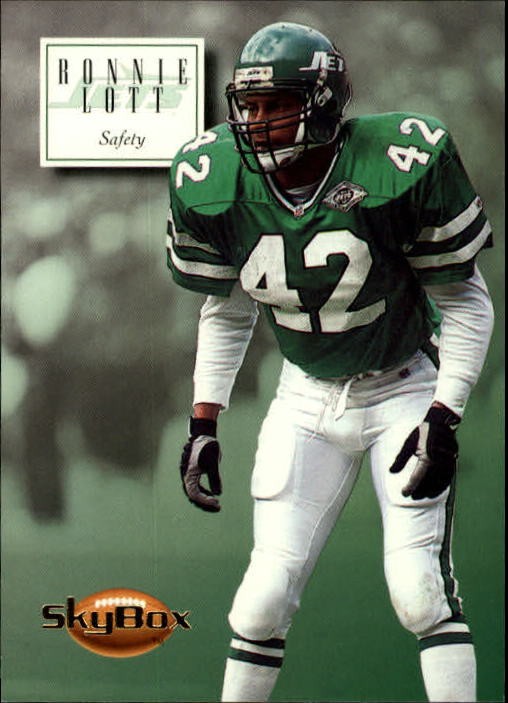 1994 SkyBox Premium #114 Ronnie Lott