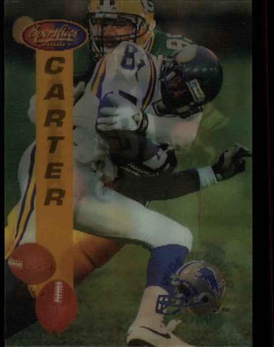 1994 Sportflics #4 Anthony Carter