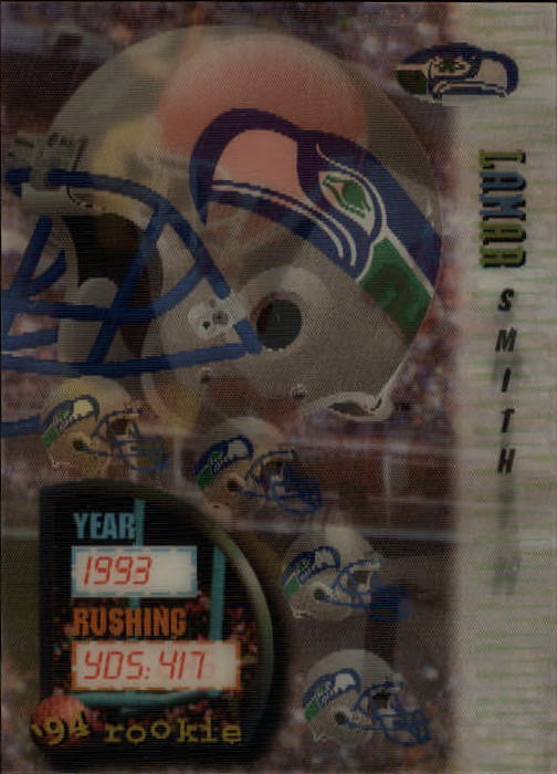 1994 Sportflics #143 Lamar Smith RC
