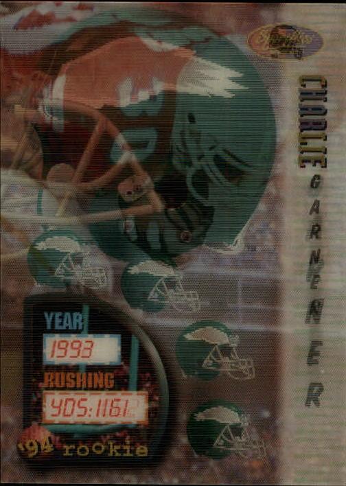 1994 Sportflics #144 Charlie Garner RC