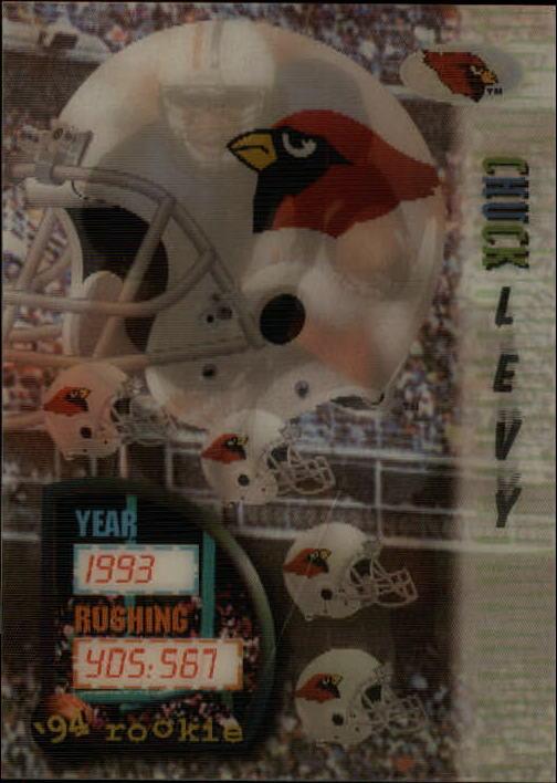 1994 Sportflics #145 Chuck Levy RC