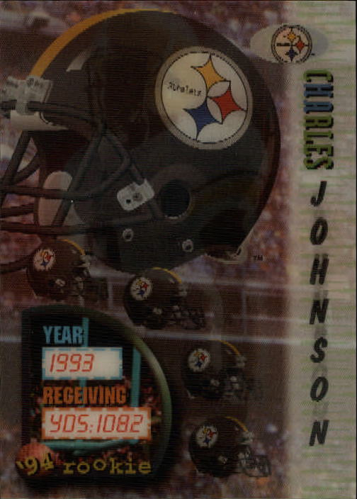 1994 Sportflics #157 Charles Johnson RC