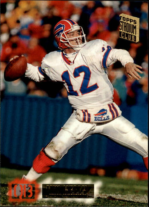 1994 Stadium Club #170 Jim Kelly