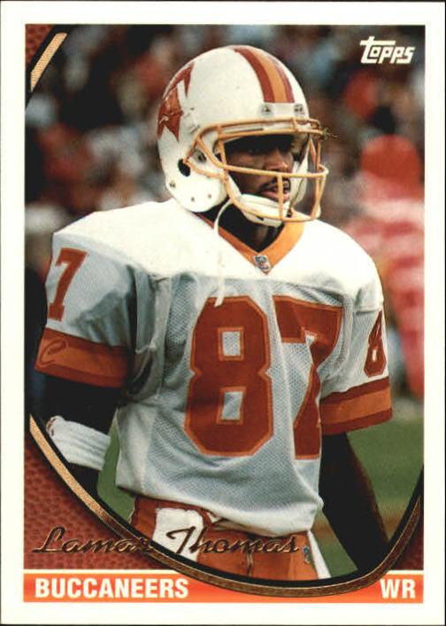 1994 Topps #577 Lamar Thomas